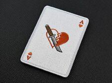 Ace Combat Heartbreak One Morale Patch Jack Bartlett VELCRO® Brand Hook Backing