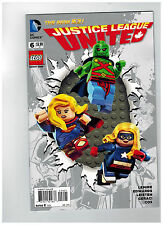 JUSTICE LEAGUE UNITED #6  LEGO Variant - The New 52!            / 2015 DC Comics