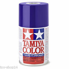 TAMIYA # 300086035 PS-35 100 ml Bleu Violet En polycarbonate