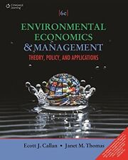 Environmental Economics and Management: Theory, Policy, and Applications,6ed