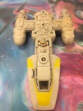 VINTAGE Star Wars Y-Wing Fighter Vehicle 1983 VERY RARE