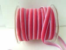 "3/8"" Ombre Velvet Ribbon - May Arts -  TV19 - Red Ombre - 5 Yards"