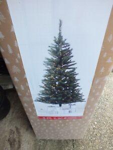 Marks & Spencer PreLit Christmas Tree  (BNIB)