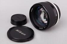 Nikon Nikkor Ai-S 85mm f/1.4 f1.4 Ais Manual Focus Portrait Lens, For Nikon F