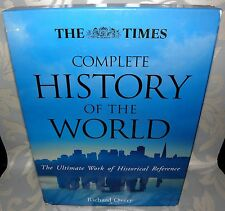The Times- Complete History of the World, Historical References, HB - R. Overy