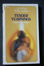 Elaine Raco Chase, Tender Yearnings ( A Candlelight Ecstacy Romance)