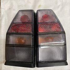 Dunkle Schwarze Rückleuchten Rücklicht Taillight MHW Gecar VW Polo 86c