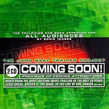"""""""Coming Soon-The John Beal Project"""" Soundtrack trailer music by John Beal"""