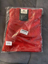 Mizuno Womens Fastpitch Softball Belted Performance Pants Red Size - Small