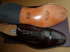 Johnston&Murphy, Melton, burgandy, size 11D, genuine leather, new in box