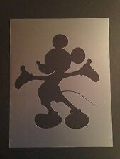 Mickey Mouse #2 Stencil 10mil Disney Free Shipping, Painting, Airbrushing!