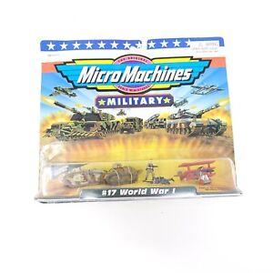 1998 Galoob Micro Machines Military World War 1 #17 NIP