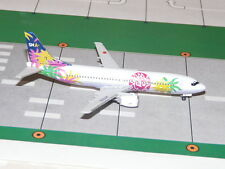 Skynet Asia Airways 737-400 2000's Colors 1:400 JET-X/Dragon Model #55448