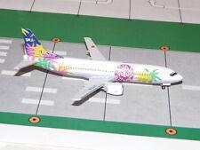 Skynet Asia Airways 737-400 2000's Colors 1:400 JET-X/Dragon Model #55448
