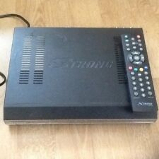 STRONG SRT 6011 TV-Receiver mit original Fernbedienung