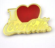 I Love Coca-Cola Coke USA Kühlschrankmagnet Fridge Magnet - Herz