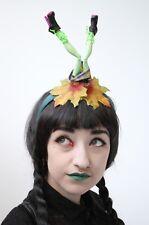 Zombie Doll Legs Flower Crown Headdress Goth Gothic Halloween BDSM Blood Freak