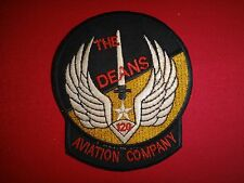 """Vietnam War Patch US 120th Aviation Company """"THE DEANS"""""""
