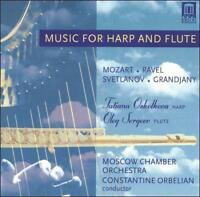 Music for Harp and Flute, New Music