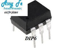 3 pcs x H11C2 IC-DIP-6 TRIAC OPTOCOUPLER Case Style:,Isolation Volt.5.3kV,Oper.