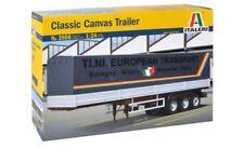 Italeri 3908 - 1/24 Classic Canvas Trailer - Neu