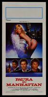 Plakat Angst Auf Manhattan Melanie Griffith Abel Ferrara Fear City Scalia N77