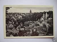 Ansichtskarte Haigerloch Hohenzollern 1953