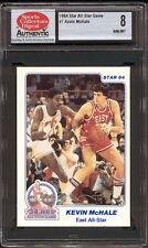 1984 STAR CO. ALL-STAR GAME #7 KEVIN McHALE (HOFer) BOSTON CELTICS SCD 8 NM/MT