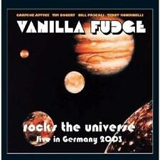 Vanilla Fudge - Rocks the Universe-Live in Ger - CD