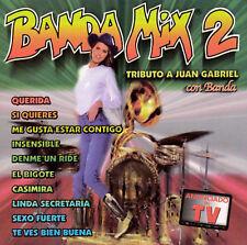 NEW Banda Mix, Vol. 2 by Various Artists (CD, Nov-1998, Max)