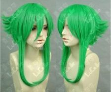 VOCALOID Megpoid Gumi Wigs Anti-Alice Grass Green Cosplay Wig