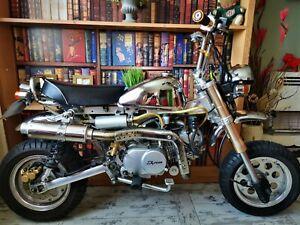 Monkey bike/motorbike 125cc