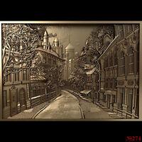 (274) STL Model City for CNC Router 3D Printer  Artcam Aspire Bas Relief