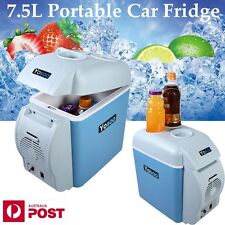 Portable Car Fridge Freezer Cooler Warmer 12v Mini Camping Refrigerator