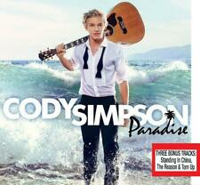 Cody Simpson - Paradise with 3 Bonus Tracks