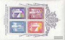 Vatikanstadt Blok 2 (compleet.Kwestie.) met Fold 1958 World's Fair