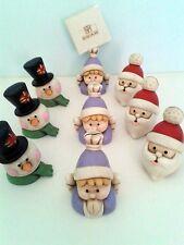 SUPER PROMOZIONE Nove Segnaposto Natale EGAN