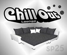 WandTattoo WandDeko, sp25, Chillout Lounge, chillen, Chill out Retro