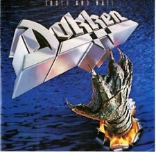 DOKKEN TOOTH AND NAIL CD NEW
