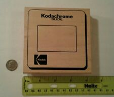 JudiKins Rubber Stamp Kodak Picture Frame Kodachrome Slide Vintage 3172F T417 zz