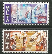 MALTA  EUROPA cept 1976 MNH