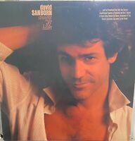 David Sanborn Straight to the Heart Vinyl Record
