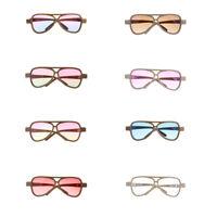 1/3 BJD Gradient Lens Eyewear Eye Glasses Sunglasses for SD AS DZ DOC Dress Up