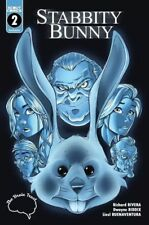Stabbity Bunny #2 (RARE Brain Trust Donnie Darko Variant, Planet Comic Con)
