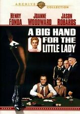 Big Hand for a Little Lady 0883316722855 With Henry Fonda DVD Region 1