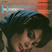 Paul Desmond - Desmond Blue [CD]