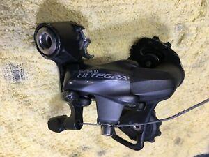 Shimano Ultegra RD-6700 Short Cage Rear Derailleur 10-Speed Gray