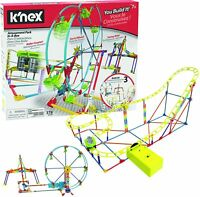 K'Nex Amusement Park in a Box Table-Top Thrills Rides Set - FAST & FREE SHIPPING