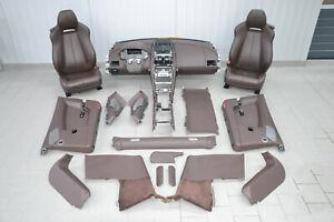 Aston Martin Vantage Leather Seats Sportsitze Interior Design