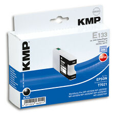 KMP Patrone E133 für Epson T7021 Workforce Pro WP-4015DN 4025DW etc. black